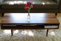 Furniture - Living room (Coffee Tables and Side Tables) / by Claudia