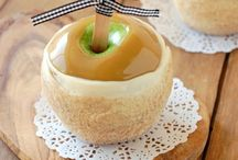 Carmel Apples / by Tricia Freehling