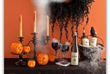 Hallowine Party / Hallowine Party for the Girls / by Paula McChristian