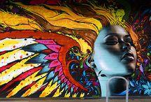 Graffiti, Street Art / by Brigitte Pascutoi