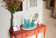 Entryway / by Kristi Comer