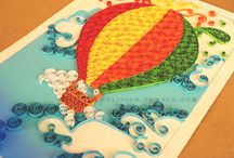 quilling inspiration / by The Creative Muslimah