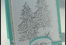 card making/stamping / by Dori Fox