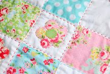 Pretty Patchwork / by Cole and Taffy