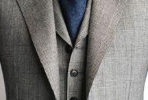 Men's Style / Men's fashion, a collection of clothing ensembles to the details. / by Janice Go