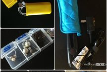 Pack Rat / Helpful tips and tricks for packing.....inspired by my up coming trip to Brazil / by Tobi Wall