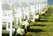 Ceremony Decor / by Jill Lippincott