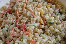 Yummy salads!! / by Corina