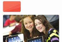 #iPadChat / Join us Wednesdays at 9am on twitter! @eduware_inc http://www.eduware.com/ipadchat/  / by Eduware, Inc.