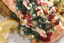 Recipes: Fish / by Deanna Buoniconti