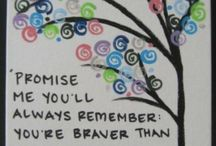 Quotes / by Jannessa Bechard