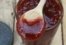 Food ~ Sauces, Butters, Condiments / by Christie McIntosh-Sonnier