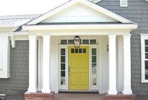 Curb appeal  / by Sadie Garland