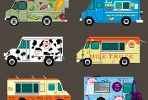 Food Trucks / by Fiel Orial