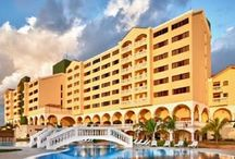 Hotels in Miramar Havana / Miramar Havana is misconceived by visitors to Havana Cuba as being far away from Havana's Colonial Old Town or Habana Vieja. Miramar Havana is district just 15 minutes from the heart of Old Havana, Vedado and Havana's main center but provides international level 3, 4 and 5 star Hotels for all tastes. Below you will find a selection of these hotels linked to our non-prepayment booking service that guarantees confirmations at any Cuban hotel that has availability. Try us! / by Cuba Travel