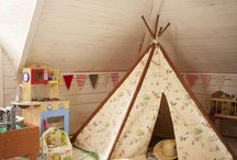 Play Room Ideas / by Shelby Martin