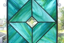 stained glass / by Deborah Moorse