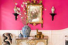 Pink / by Lori Fisher Tindall