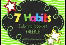 SC: 7 Habits / by Melissa Shrout