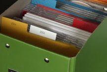Organizing / by Elizabeth LaFever