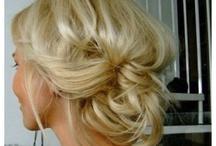 Cute Hair / by Traci Burton