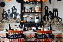 Ella's Halloween Birthday Party / by Chastity Laferty