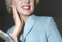 Marilyn Monroe Beauty / I love how Marilyn wasn't a size 5 and still rocked it all the way! One of the most beautifulest women that ever lived!  / by Tammy Selvey Selvey