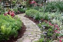 Garden ideas / by Angela Meek