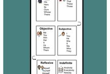 Grammar / by Susan Motheral