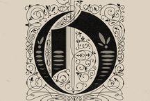 beautiful Calligraphy - beautiful Sayings / by Grace Clark