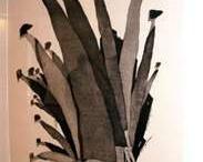 Aoki Tetsuo / Tetsuo Aoki (青木鐵男) is a Japanese woodblock printmaker / by Elenor Martin