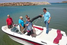 Proud Rinker Customers / This board is dedicated to our Rinker Express Cruiser & Sports Boat owners throughout the world! If you know of someone who has a Rinker and would like to share pictures please let us know! We'll post them here! #RinkerOwners #Rinker #Ilovemyboat #NGG #NauticGlobalGroup  / by Rinker Boats