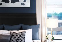 Bedrooms / by Heather Zosel