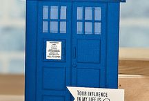 Doctor Who / by Kim Kelly