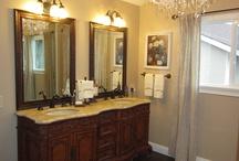 Bathroom Ideas / by Amy Million