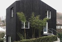The Color Black / by Studio Tectonic