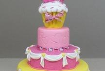 Cake ideas / by Sarah Morris
