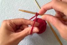 Knit and Crochet / by Heather Tucker