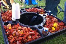Louisiana cooking / by Virginia Fondren