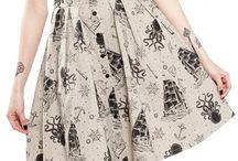 Sourpuss Clothing Wishlist :3 / by Jenny Paquet