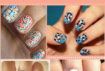 nail polish ideas / by Brandy Rivera
