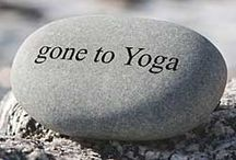 Yoga / by Cheryl Rose