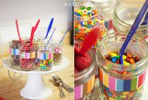 Birthday Party :: Ice Cream / by Neisha Miller