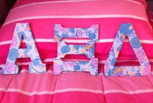 Alpha Xi Delta <3 / by Gina Marie