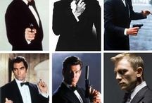 James Bond / by kathy moore