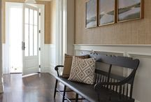 Foyer/Entry / by Sheri D'Angelo
