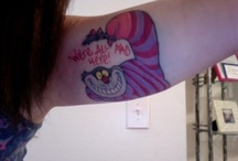 Tattoos =) / by Allison Michele