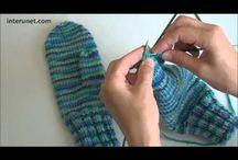 knitting! / by Kyja Penning