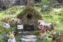 Fairies and Fairy Gardens / by Holly Acuff