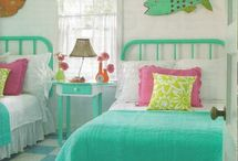 Kids Bedroom / by Rachel Patton Conforti